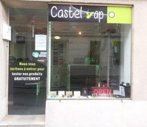 Castel vap castelactiv 39 for Garage peugeot chateaugiron