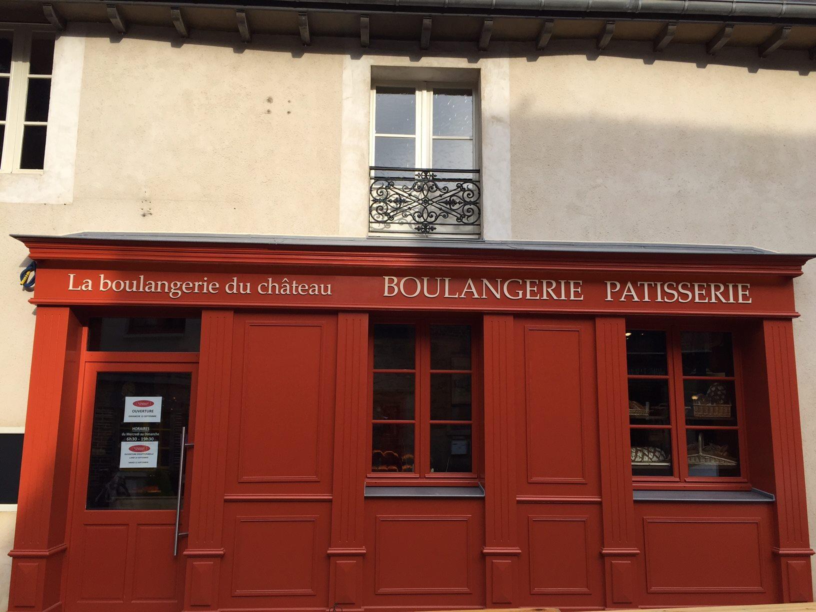 Boulangerie du ch teau castelactiv 39 for Garage peugeot chateaugiron